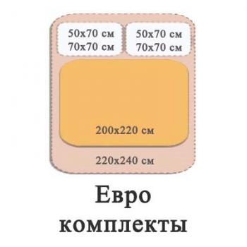 Постельное белье: Евро